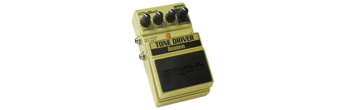 Digitech XTD Distortion & XDV Reverb Pedals for Electric Guitar 50% off Coupon now $34.99 / $49.99 Shipped