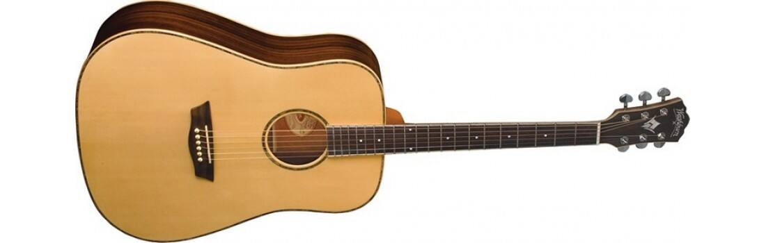 Washburn WD25S Solid Sitka Spruce Top Acoustic Guitar $200 AC Shipped
