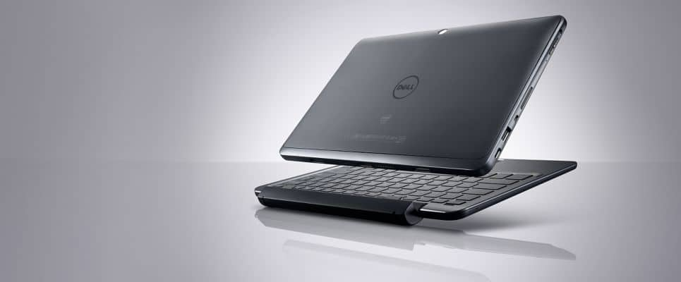 50% off Dell Outlet 5175 or 5179 Tablet for first 200 customers Prices start around $300. Can be used as a laptop with optional keyboard