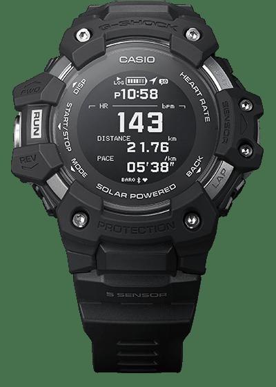 Casio G-Shock Move GBDH1000-1, BLACK, NO TAX (Military/Veteran Only) $254.25