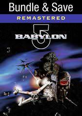 Babylon 5: The Complete Series Bundle Digital HD $39.99 Vudu