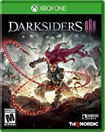 Darksiders III - Xbox One & Playstation 4 $9.99