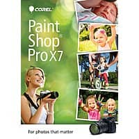 Amazon Deal: Corel Paintshop Pro X7 - $20