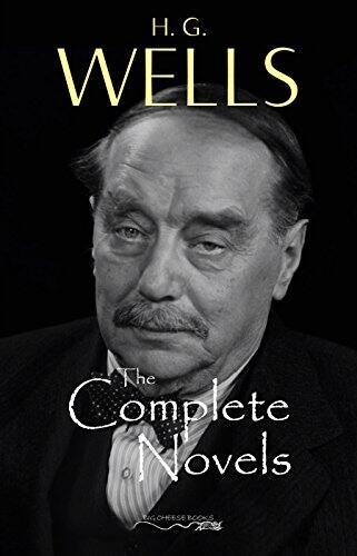 Free Kindle ebook: The Complete Novels of H. G. Wells