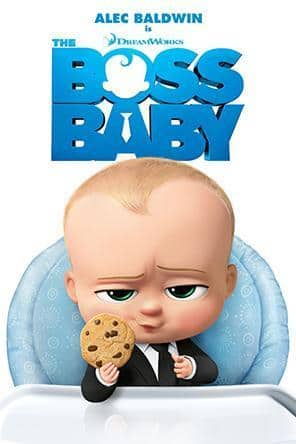 Redbox Kiosk:  The Boss Baby and Transformers: The Last Knight (Used Blu-ray) $4.99