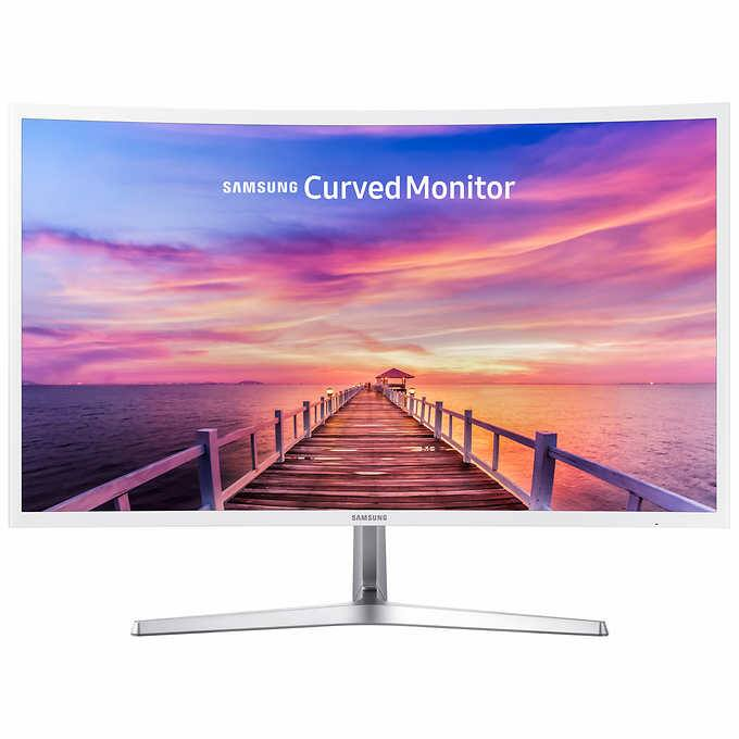 Costco Member Only Item: Samsung 32in Class FHD Curved Monitor $199.99 + FS