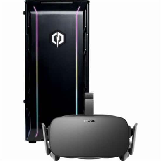 Desktop Package: Ryzen 5 1600 + Radeon RX 580 XTR with Oculust Rift Marvel Edition $929