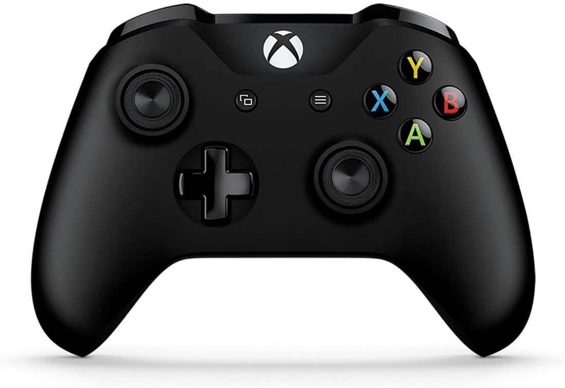 Wireless Controller for Xbox One - White (or Black) $40