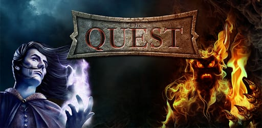The Quest Oldschool Hand-drawn RPG Redshift sale 50% off $3.99