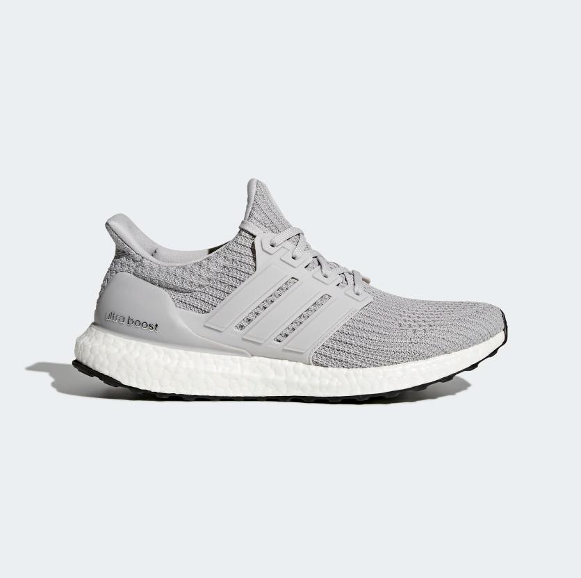 Details zu adidas Ultra Boost 4.0 Mens Running Shoes Grey