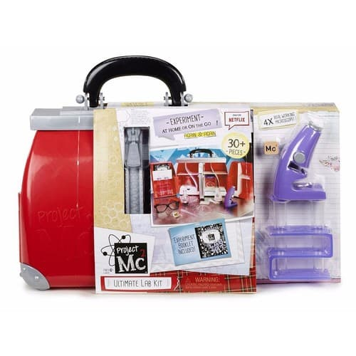 Project Mc2 Ultimate Lab Kit [Standard Packaging] $34