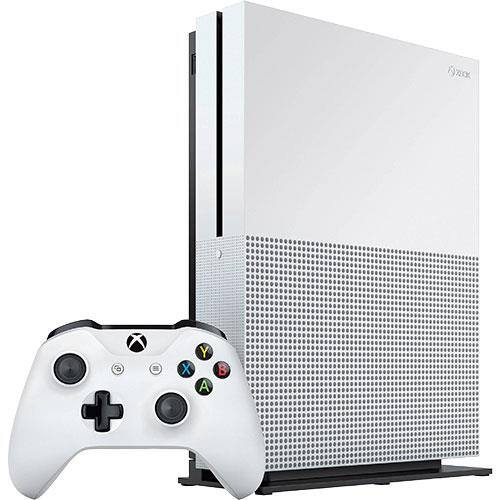 Xbox One S 500GB Gaming Console + $50 GiftCard (in-store ONLY)