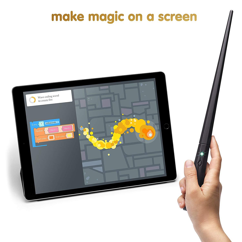 765b472ff Kano Harry Potter wand coding kit $67.99 - Slickdeals.net