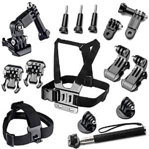 Accessories pack for GoPro $5.79 AC