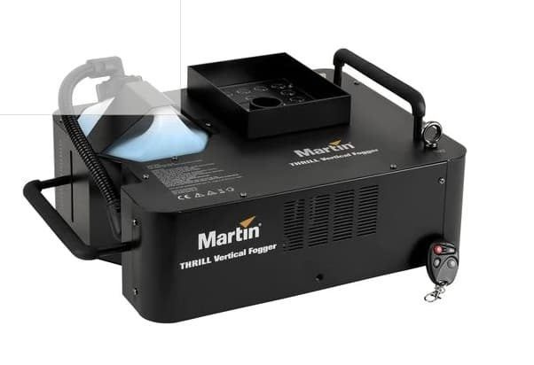 Martin THRILL Vertical Fogger - Industrial Fog machine with plume & light effects - Was $429 $199
