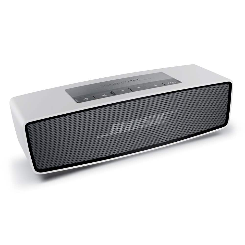 Bose - SoundLink Mini Bluetooth Speaker Soft Cover - Gray