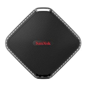 SanDisk Extreme 500 Portable SSD 500GB $150
