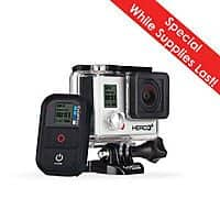"""eBay Deal: GoPro Hero 3+ Black Edition (refurbished) - $239.99 + $9 ship. """"Premium Direct"""" Ebay seller, Tax only in CO, TX, MA"""