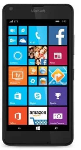 *Back-In-Stock* ATT GoPhone Nokia Lumia 640 at Walmart for $32.31 ~~YMMV~~