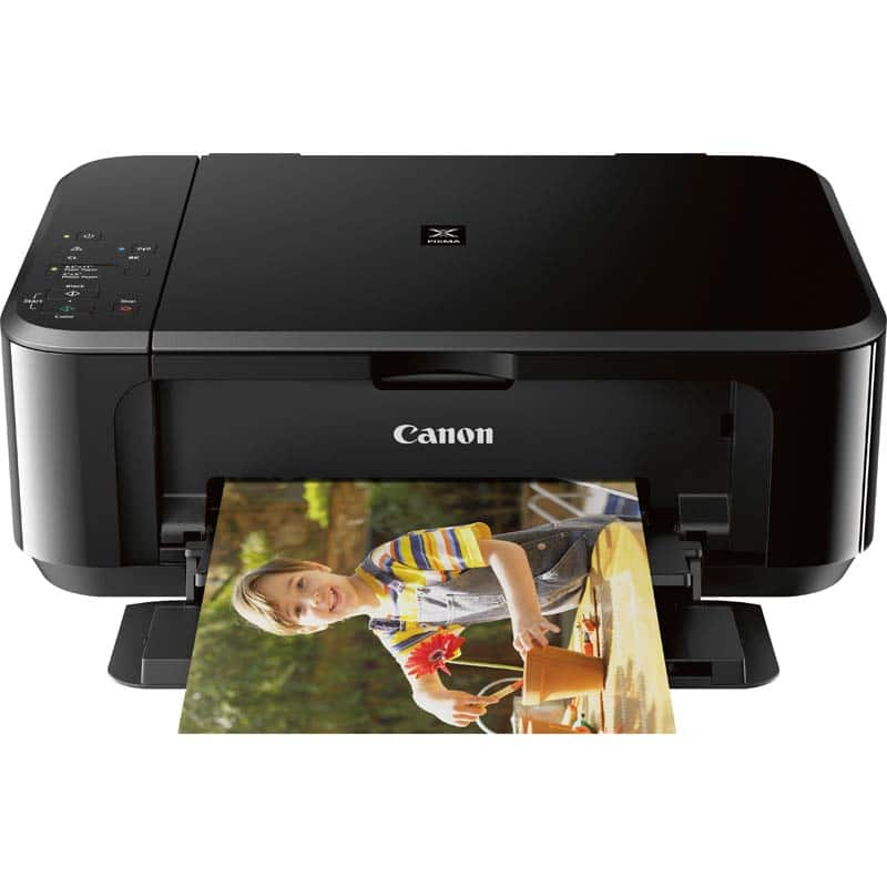 Canon PIXMA MG3620 Wireless Inkjet Photo All-in-One Printer $19.99 (w/ 1/20 emailed promo code) @ Frys