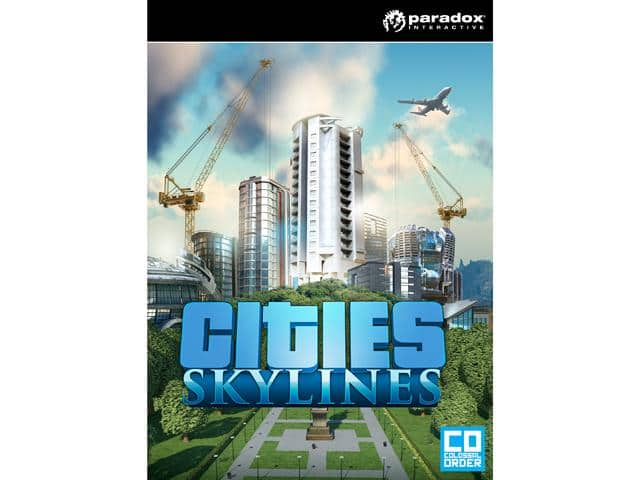 PC - Cities: Skylines Deluxe Edition [Online Game Code] $7.79