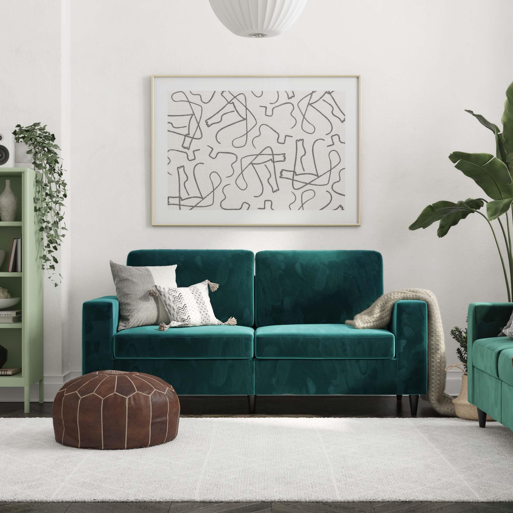 DHP Cooper Furniture Sofa $240 at Walmart