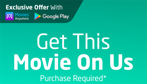 Purchase a movie and get Sherlock Holmes: A Game of Shadows on us* (MoviesAnywhere & Google Play)