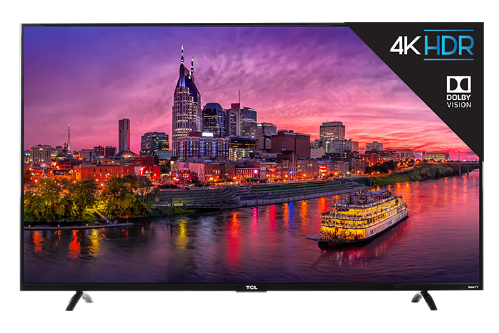 "TCL P-Series 55"" (55P607), 4K UHD Roku TV with HDR, Pre-order available 5/26 $599"