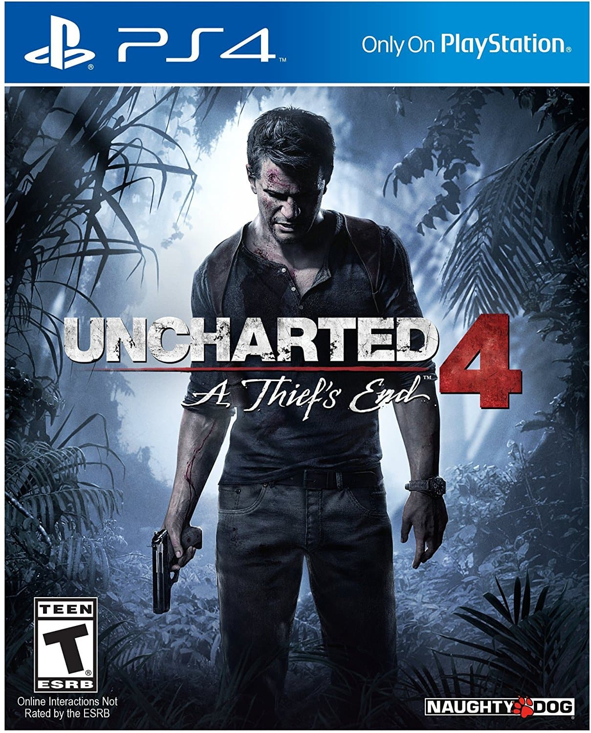Uncharted 4: A Thief's End (PlayStation 4) $19.99