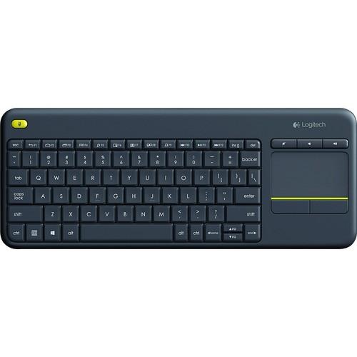 Logitech K400 920-007119 Plus Wireless Touch Keyboard