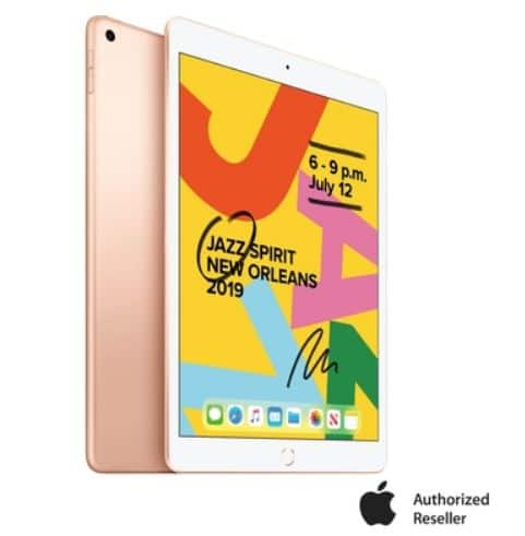 Active Military/Vets: Apple iPad 10.2 in. 32GB with Wi-Fi (7th Gen) $249