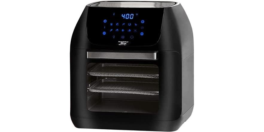 Power XL 10-in-1 1500W 6-qt Pro XLT Air Fryer Oven w/Rotisserie, Refurbished $49.99