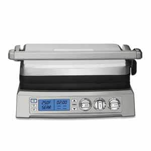 Cuisinart Griddler Elite contact grill GR-300WS $99 @ Fry's
