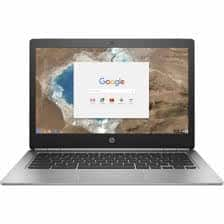 "$429 HP - 13.3"" Chromebook - Intel Core m5 - 8GB Memory - 32GB eMMC Flash Memory"