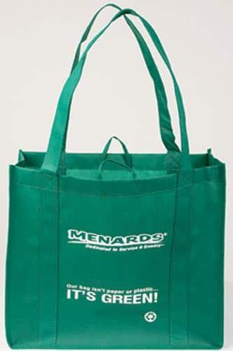 15% off Everything That You Can Fit Inside a Reusable Menards Bag $0.98