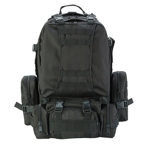 CVLIFE Outdoor 50L Military Rucksacks Tactical Backpack for $27.29 AC + FS @Amazon