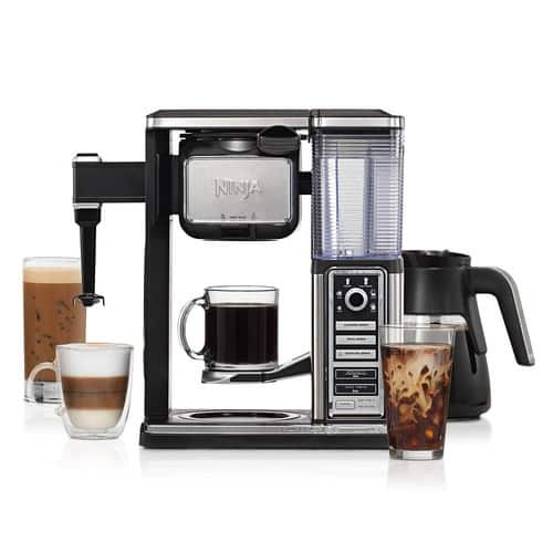 Ninja CF091 Coffee Bar® Glass Carafe System ($128+$20 Kohls Cash)