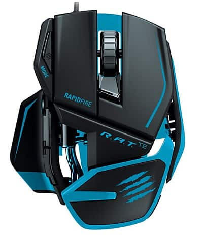 Mad Catz R.A.T. Gaming and Office mice on sale at OfficeDepot.com for $5.69 - $18.99 plus shipping thru 08/27/2016