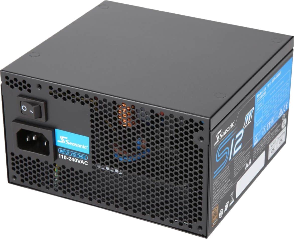 Seasonic - SSR-650GB3, 650W 80+ Bronze PSU $54.99 + Free shipping