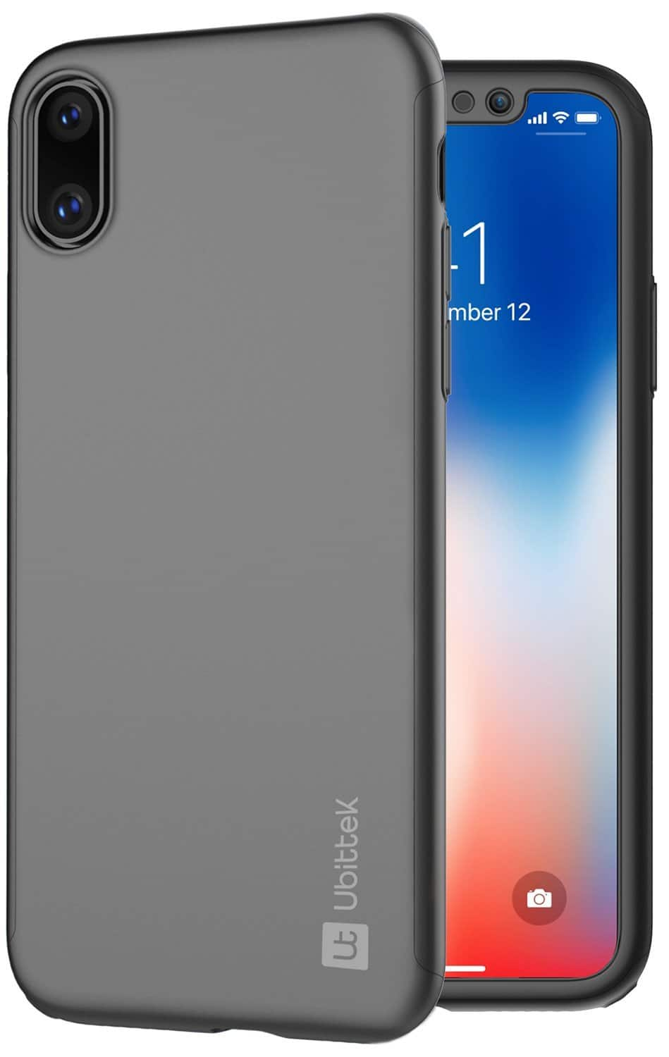 From $3.89 iPhone X Case - Shock-Absorbing @Amazon