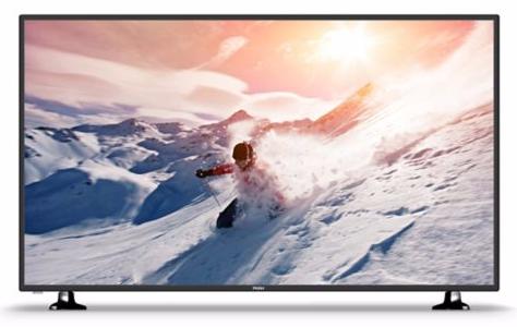 """Haier 55"""" 4K Ultra HD TV Model: 55E5500U - $299"""