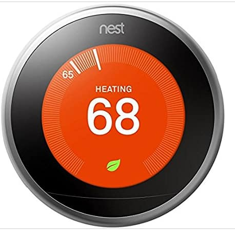 Nest Learning 3rd Generation Thermostat (Professional Version) $161.99 + $5 Shipping