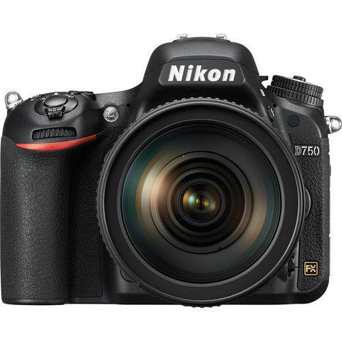 Nikon D750 Digital SLR Camera with 24-120mm Lens $1919.66