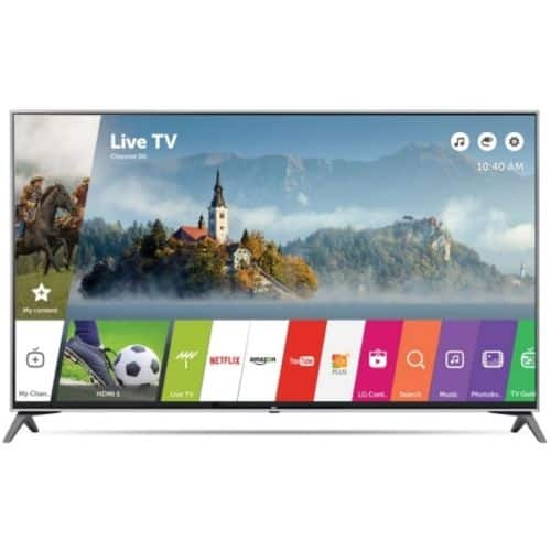 "LG 65UJ7700 - 65"" UHD 4K HDR Smart LED TV (2017 Model) $996.99"