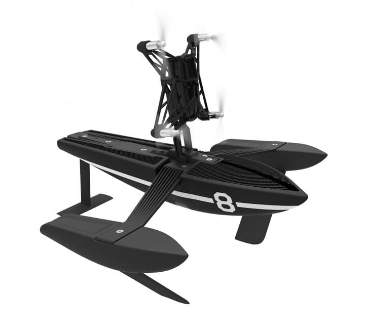 Parrot Hydrofoil Orak Minidrone (Black) $19.99 87% off. (Refurbished)