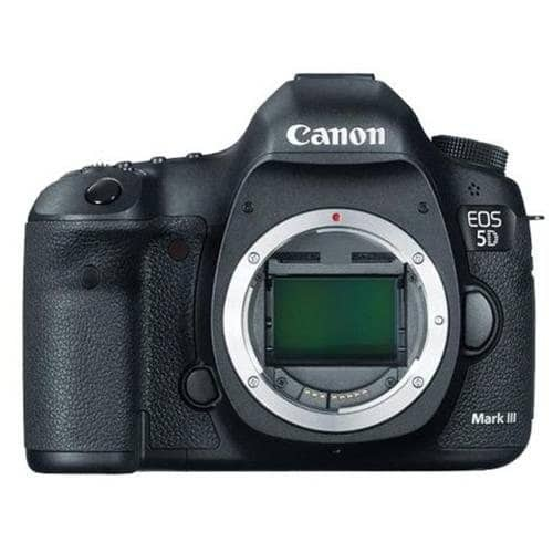 Canon EOS 5D Mark III Digital SLR Camera Body with 500mm Lens + 32GB Card + Battery + Backpack + Remote + Monopod + Accessory Kit - 5260B002-71231-Kit (Save $700) $2099