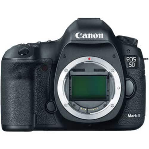 EOS 5D Mark III DSLR Camera Body with Storage Kit (Save $700.00) $2099