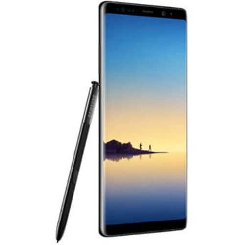 Samsung Galaxy Note 8 SM-N950U 64GB Smartphone (Unlocked, Midnight Black) $779.01