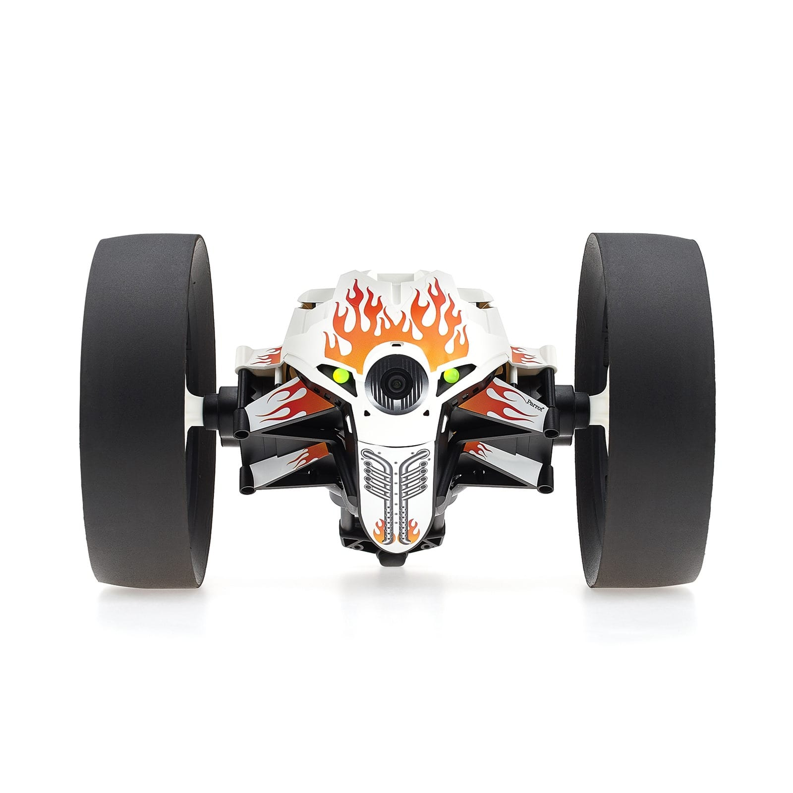 Parrot Jumping Race Mini Drone Wi-Fi Controlled RC Vehicle w/ Camera & Speaker (77% off) $34.99
