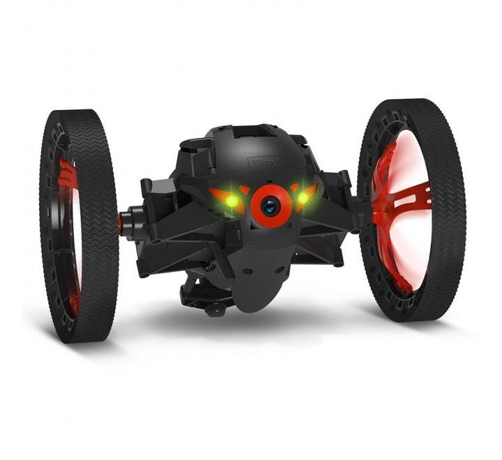 Parrot Mini Drone Jumping Sumo (Black) (NEW) (78% off) $34.99